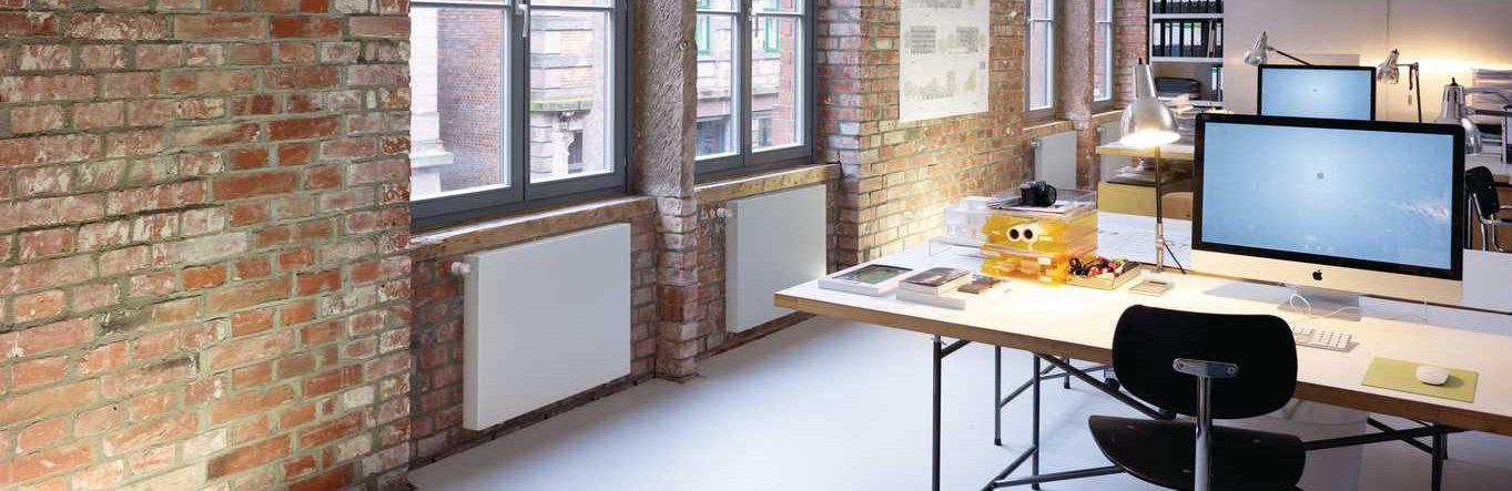 radiatoren design Van Deenen Installatie Techniek